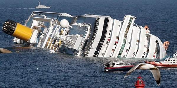 Costa Concordia – Destinazione Liguria: il relitto verrà demolito a Genova