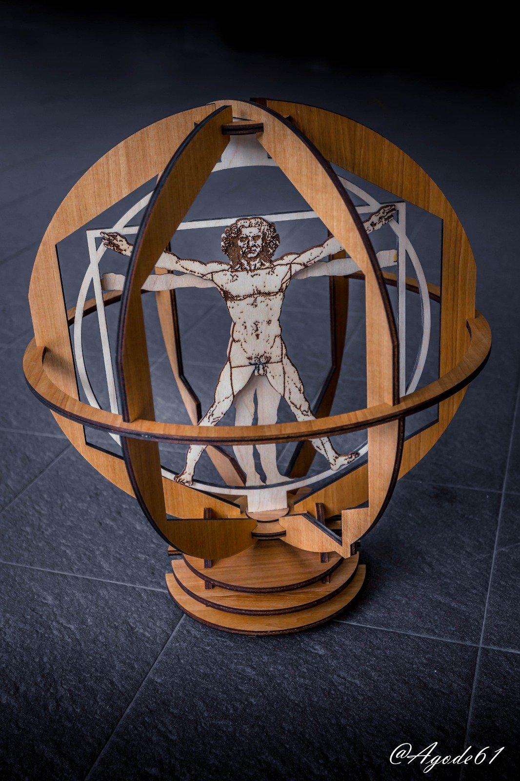 """Continua la mostra immersiva """"Leonardo da Vinci 3D"""" a Darfo Boario Terme (BS)"""