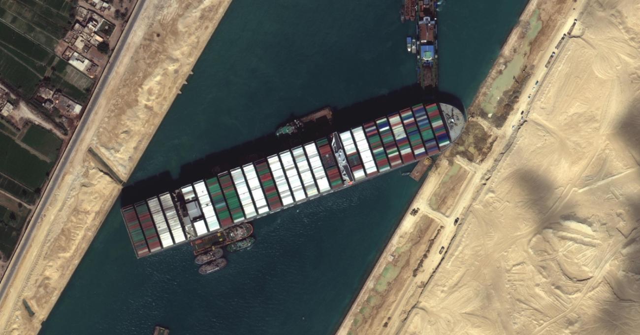 Crisi Suez: aggravio dei costi delle spedizioni anche dall'Italia – Trailer e Zaninoni: almeno un mese per tornare alla normalità dopo il blocco
