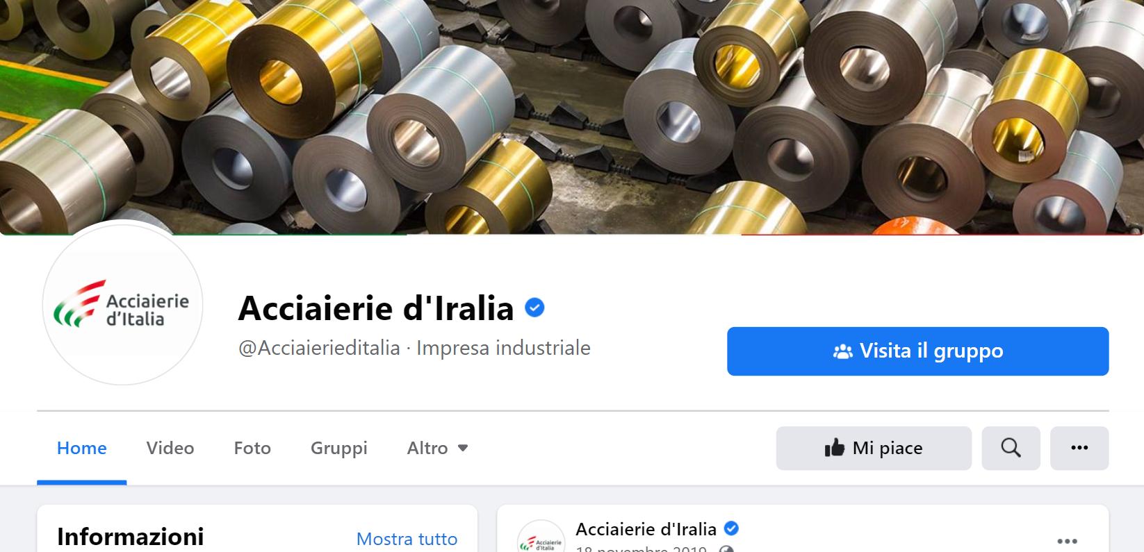 Acciaierie d'Italia: ufficializzato il nuovo direttore di stabilimento – Vincenzo Dimastromatteo torna a Taranto, Loris Pascucci alla direzione degli investimenti speciali