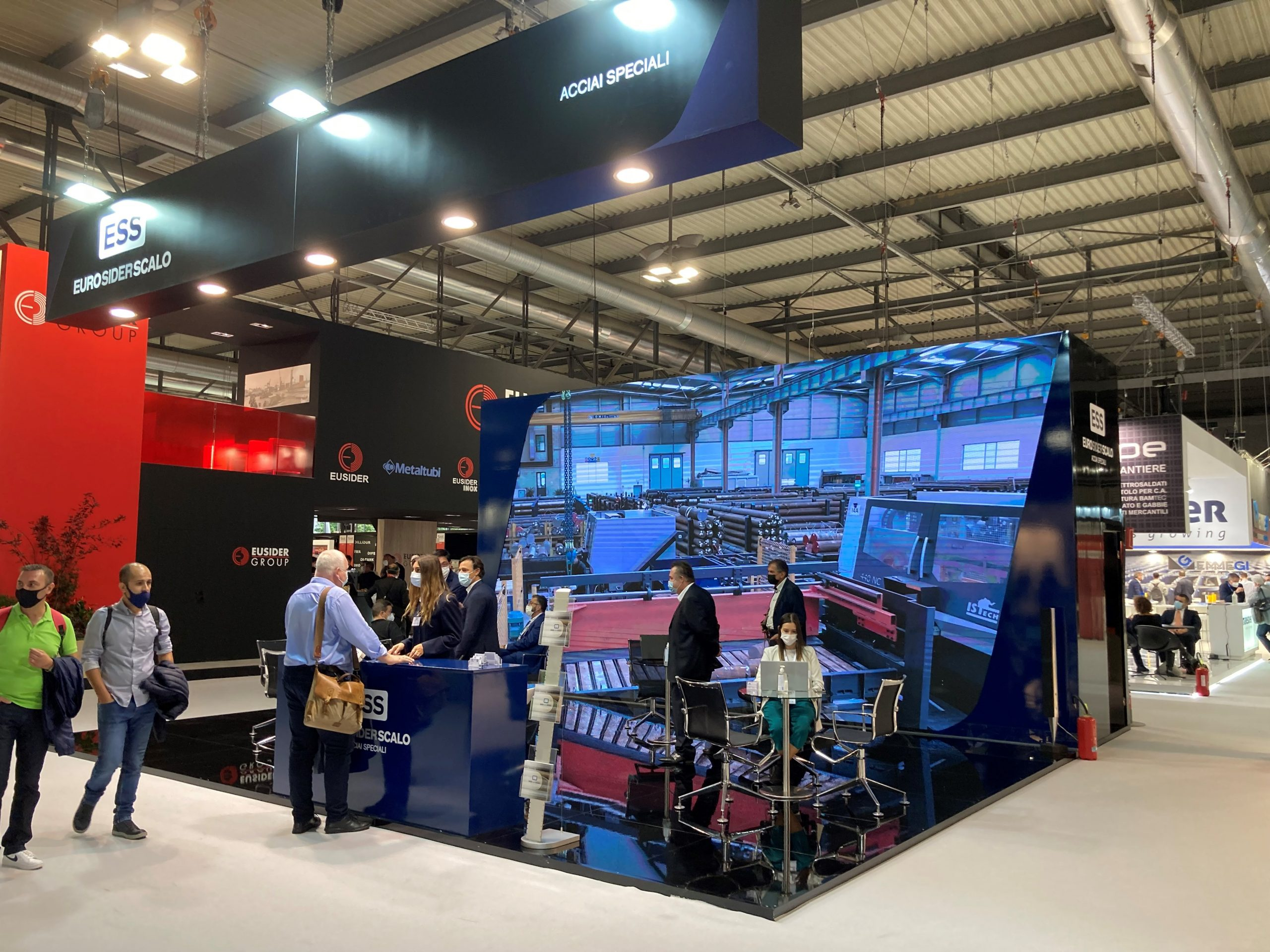 Made in Steel 2021 – thank you for visiting us